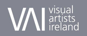 VAI visual artist ireland logo